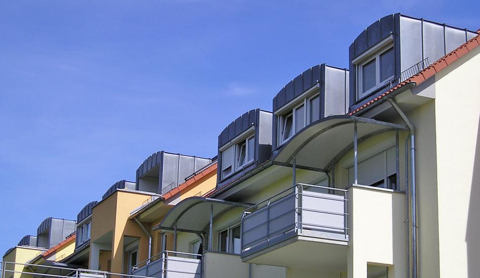 Wohnhaus Reutlingen Zink